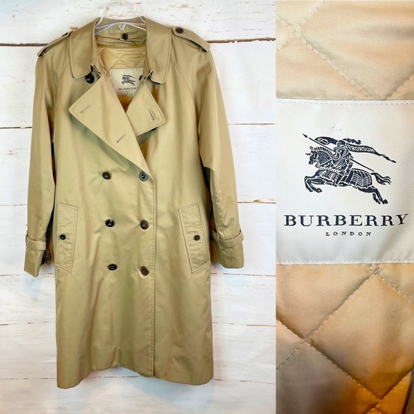 Burberry   Trench Coat, L